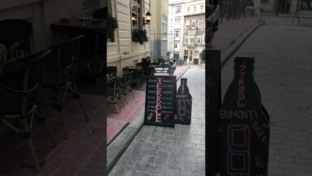 Symbol Cafe Taksim Youtube