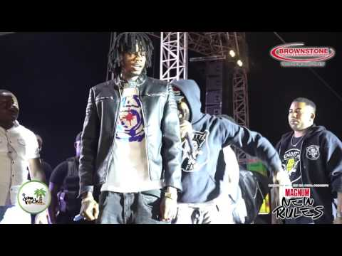 Alkaline - Performance at New Rules 2017 [FULL HD]