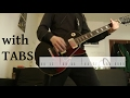Three Days Grace Painkiller Guitar Cover W Tabs On Screen mp3