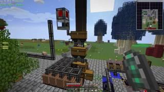 Minecraft Sky Factory 2 5 как да си направим работещ Spawner