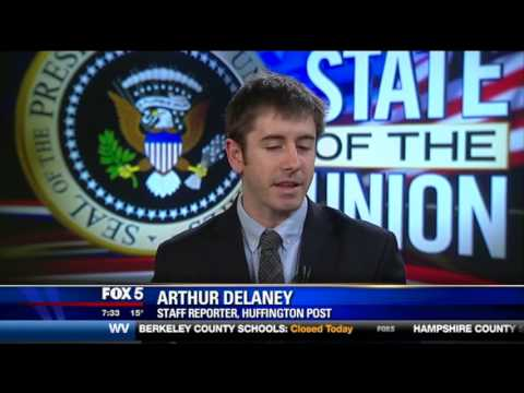 Arthur Delaney On WTTG...