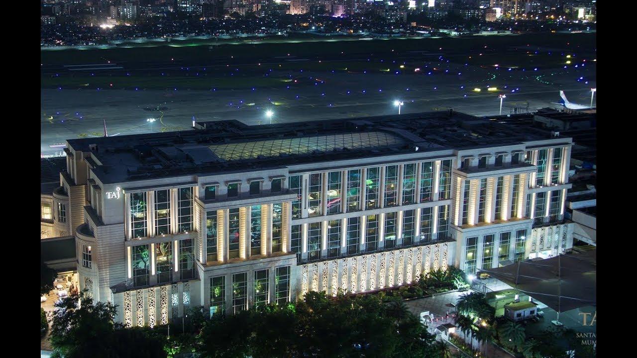 Taj Santacruz - The Best Luxury Hotel in the heart of Mumbai