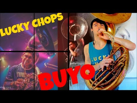 BUYO - LUCKY CHOPS COVER