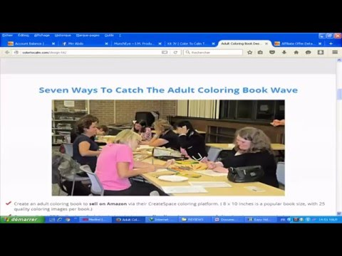 how to easily create and publish your own adult coloring books - Publish Your Own Coloring Book