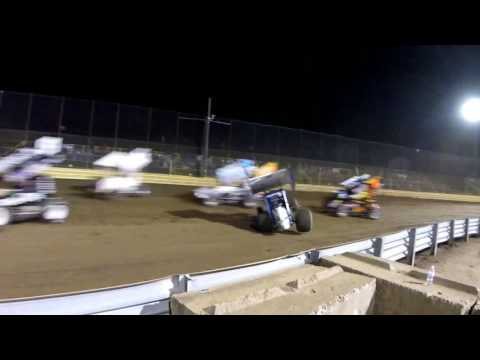 New Egypt Speedway with the World of Outlaws 5/24/17