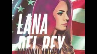 National Anthem [Instrumental] - Lana Del Rey