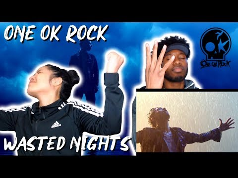 WHAT A POWERFUL MESSAGE!! | ONE OK ROCK - WASTED NIGHTS | MUSIC VIDEO REACTION