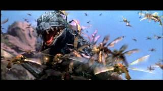 Meganula Swarm - Godzilla X Megaguirus OST