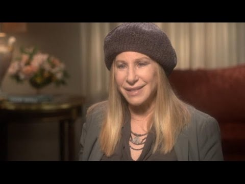 Barbra Streisand Interview