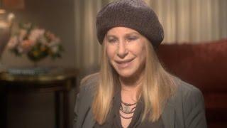 Barbra Streisand Interview