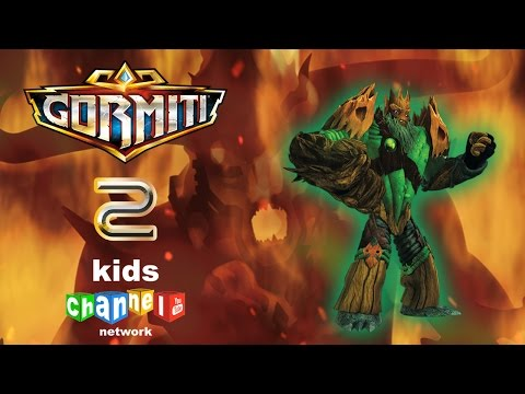 Gormiti - Episode 2 - Animated Series | Kids Channel Network