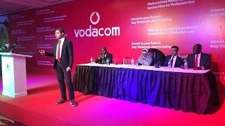 Uzinduzi wa uuzwaji wa hisa za Vodacom Tanzania PLC