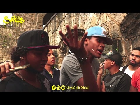Austin & Rojo MC VS Jordanis Estilo & Gregory Brown - 8vos | Skills (Edición I) (2vs2)