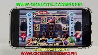 Uk Slots Casino Uk Mobile Game Slots Casino Uk - Reel Royalty Slots - £5 Welcome Bonus