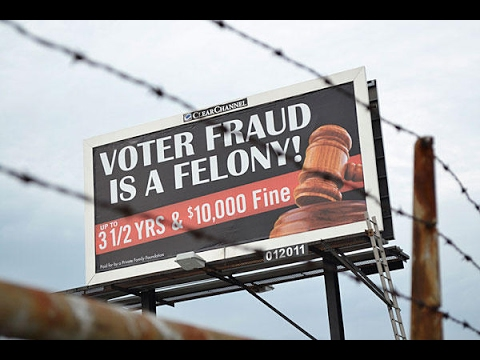 Texas Finds REAL case of Voter Fraud