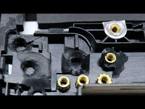 Восстановление крышки экрана MSI GP73