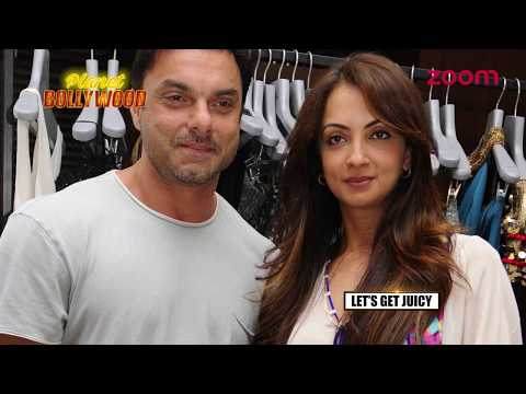 Thumbnail: Sohail Khan & Wife Seema's Love Story As 'My Punjabi Nikkah' Movie | Bollywood News