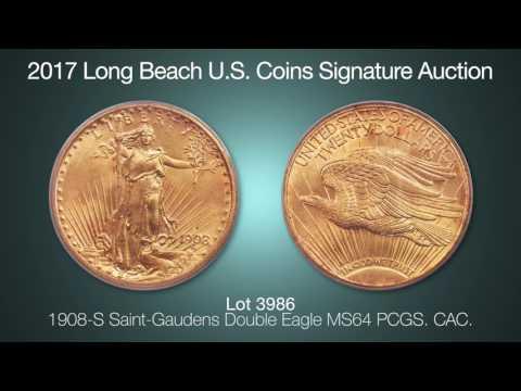 1854-S $20 AU58 NGC.