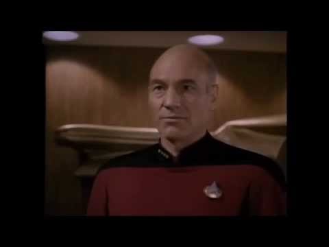 Star Trek TNG, Picard - Personal Liberty and Freedom