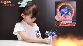 에반 터닝메카드 자동차 메카니멀 고 슈팅 테이밍온 배틀 장난감 Turning MeCard Toys EVAN Unboxing  おもちゃ 라임튜브 LimeTube