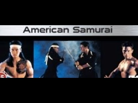American Samurai - action - 1992 - trailer