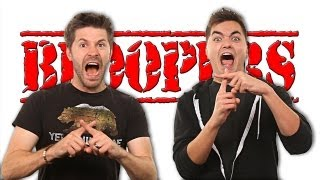 APRIL BLOOPERS FOR YOU!!!