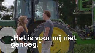Paula vertrekt bij Boer Wim | Boer zoekt Vrouw