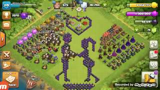TOWN HALL 12 DEFENDING BASE AND VERY POPULAR TROPHY PUSH BASE