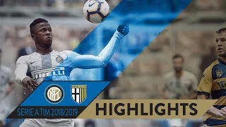 INTER-PARMA 0-1 | HIGHLIGHTS | Matchday 04 - Serie A TIM 2018/19 thumbnail