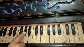 Agar Mujhse Mohabbat Hai   Aap Ki Parchhaiyan   Harmonium Tutorial   Piano/ Keyboard Tutorial