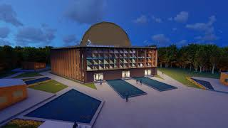 School of Applied Science Building
