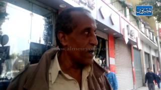 """بالفيديو.. مواطنون لـ""""السيسي"""": امسك كروش الحرامية"""