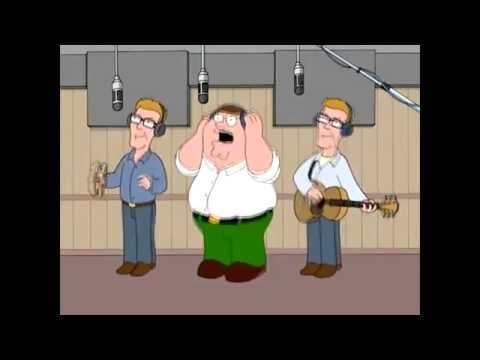 Family Guy - Peter Sings With The Proclaimers