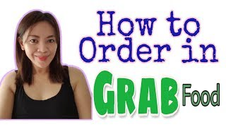How to Order in Grab Food | Food Delivery APP screenshot 1