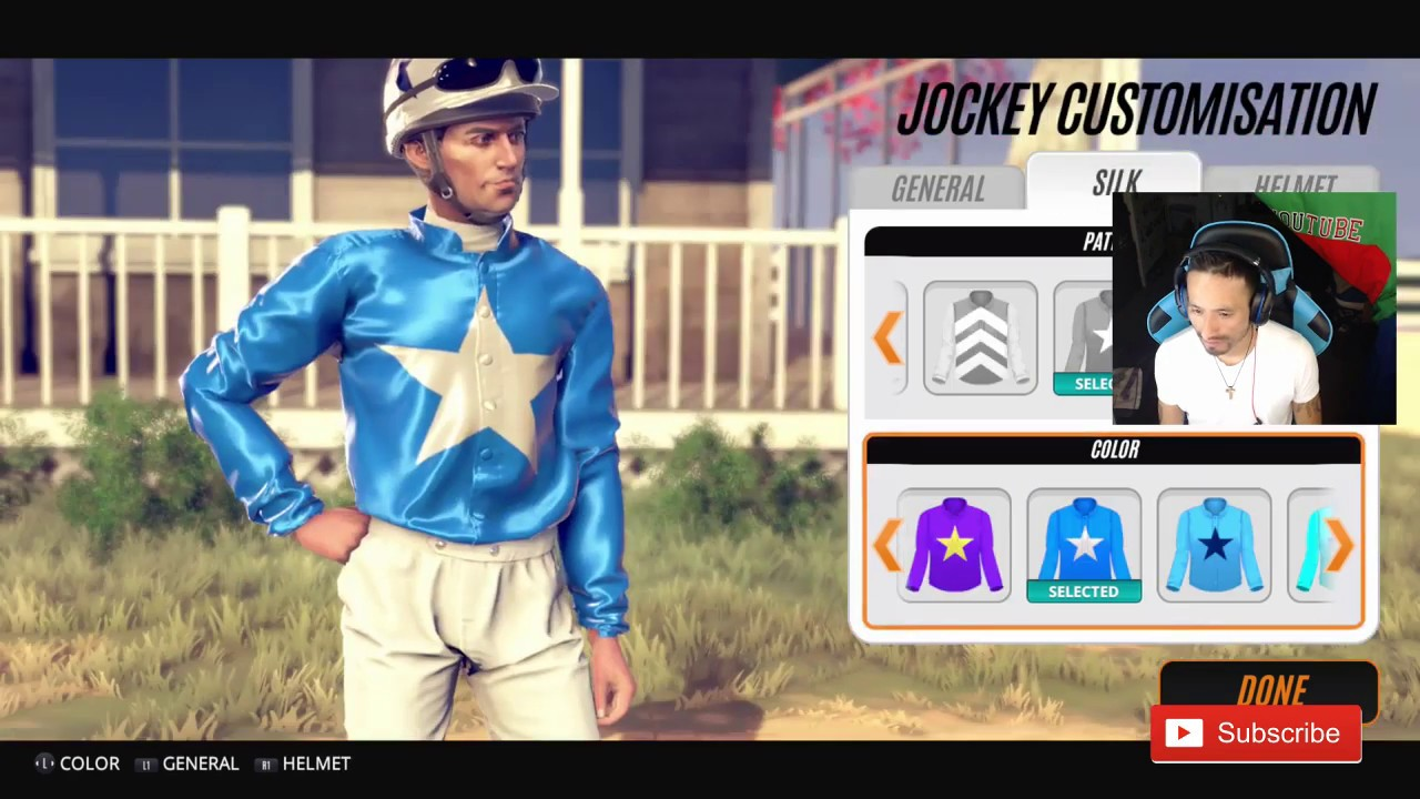 New Ps4 Horse Racing Game Phar Lap Horse Racing Challenge Youtube