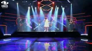 Helen cant El sol no regresa  LVK Colombia  Shows en vivo  T1