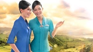 Garuda Indonesia Commercial 2014 | New Friend
