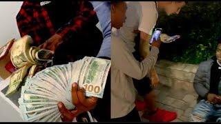 (GOOFY OF DA DAY) Rapper Flexxing 100,000 On Instagram Caught Beggin In The Mall..DA PRODUCT DVD