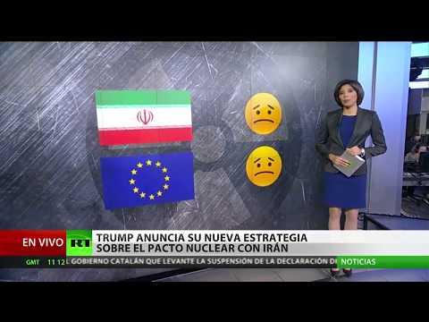 """Irán: """"La postura de EE.UU. sobre el acuerdo nuclear llevará al caos global"""""""