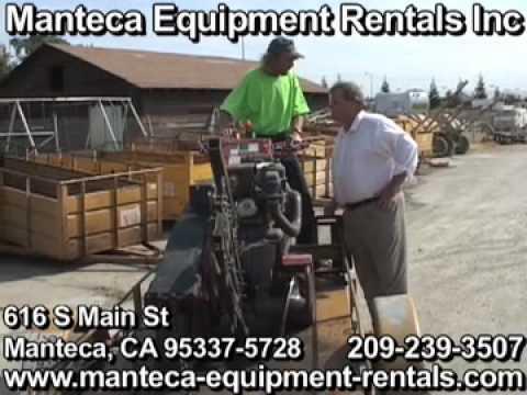 Manteca Equipment Rentals Inc, Manteca, CA