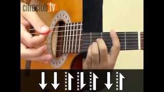 Saber Voar - Chimarruts (aula de violão completa)
