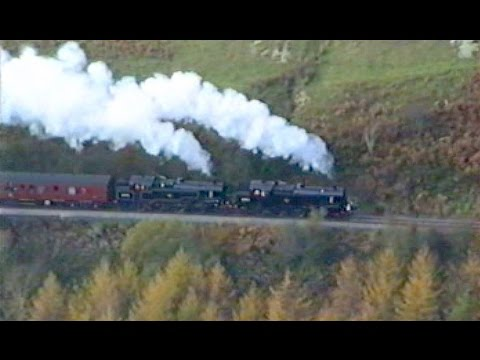 80079 & 80080  going home from West Wales 1993  (Part 3)
