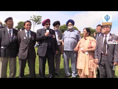 Sikh Channel Special: Chatri War Memorial, Brighton