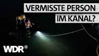 Feuer & Flamme | Taucheinsatz im Rhein-Herne-Kanal | WDR