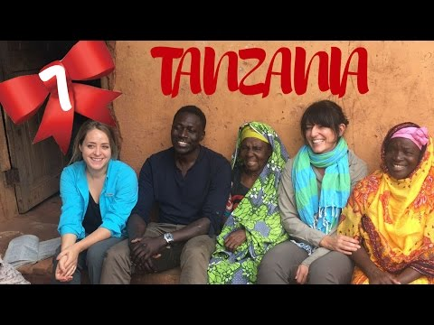 TANZANIA with Comic Relief! Vlogmas 7