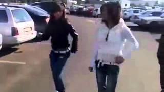 رقص سعوديات في الشارع