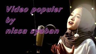 DEEN - ASSALAM BY Nissa - Syaban | Top Trending Shalawat Ramadhan 2018 (Liric)