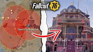 Fallout 76 | What Happens if You Triple Nuke Palace of the Winding Path? (Fallout 76 Secrets)