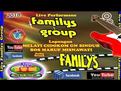 LIVE FAMILYS GROUP EDISI CIDOKOM GN SINDUR