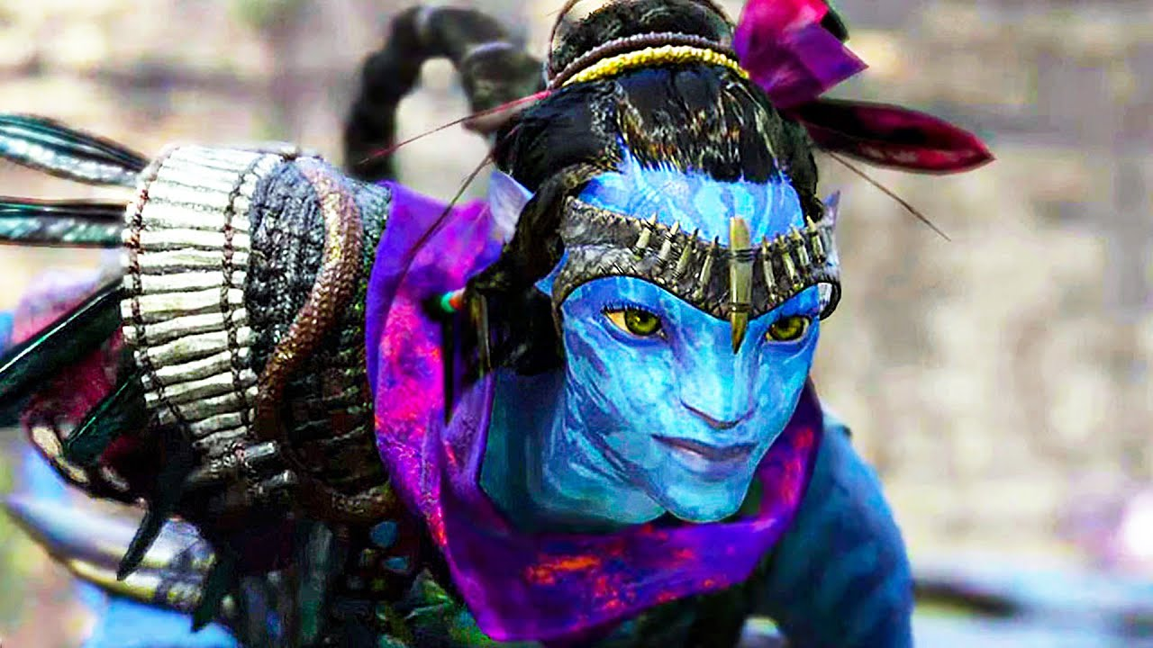 AVATAR: Frontiers of Pandora Bande Annonce (2022)